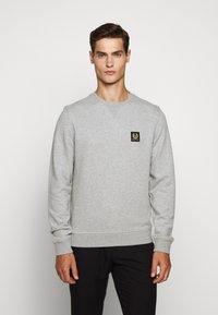 Belstaff - Sweater - grey melange - 0