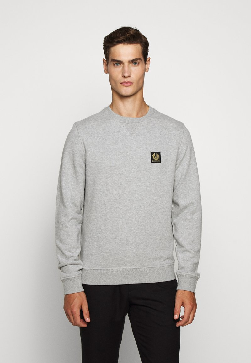 Belstaff - Sweater - grey melange