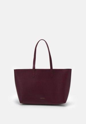 SMALL ZIP TOTE - Tote bag - claret
