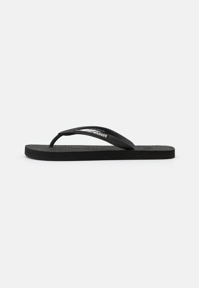 SHOES UNISEX - Teensandalen - black