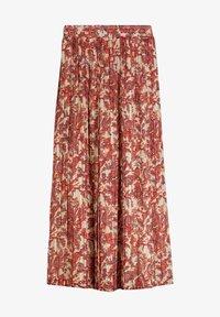 Maison 123 - Pleated skirt - rouge - 2