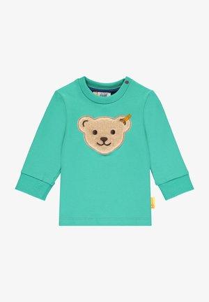 HIGH FIVE MIT KLASSIKER BÄR - Sweatshirt - winter green