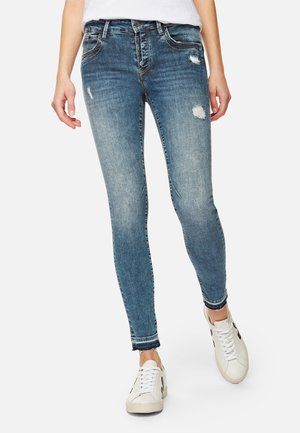 ADRIANA - Jeans Skinny Fit - blue denim