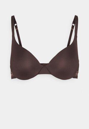 PADDED BRA - Underwired bra - precious brown
