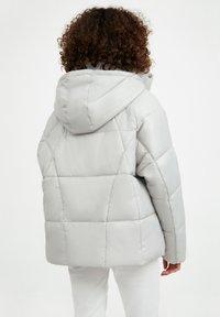 Finn Flare - Winter jacket - light grey - 2