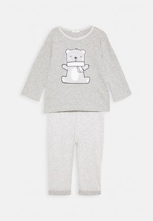 TROUSERS SET UNISEX - Pyjama set - grey
