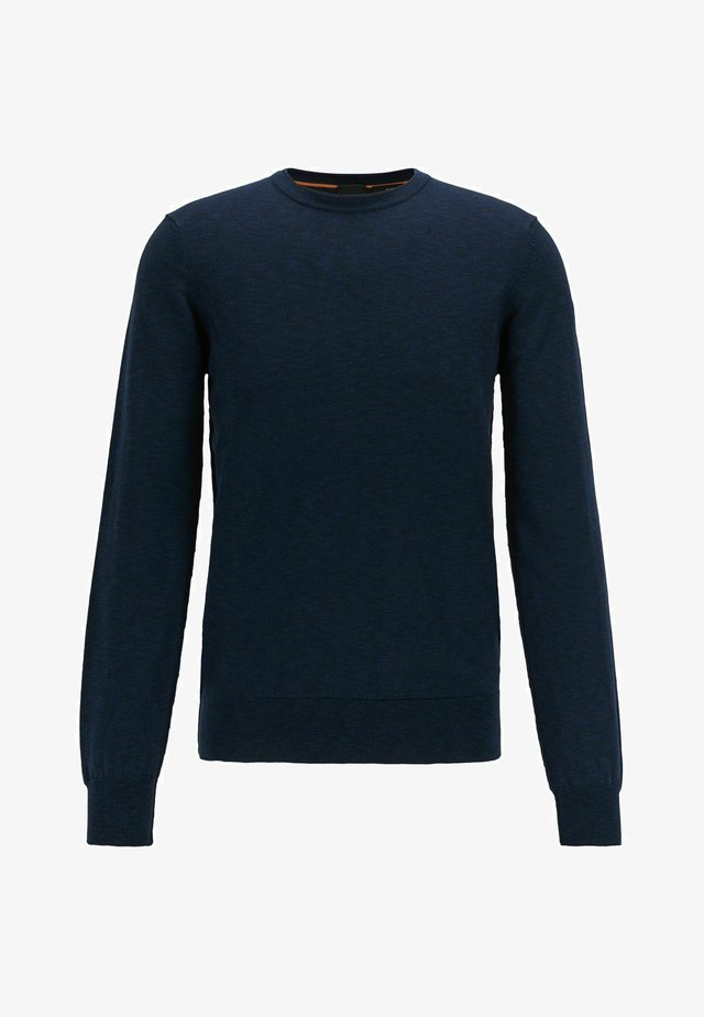 KABIRON - Strickpullover - dark blue