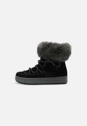 REBECCA GIRL - Zimní obuv - black