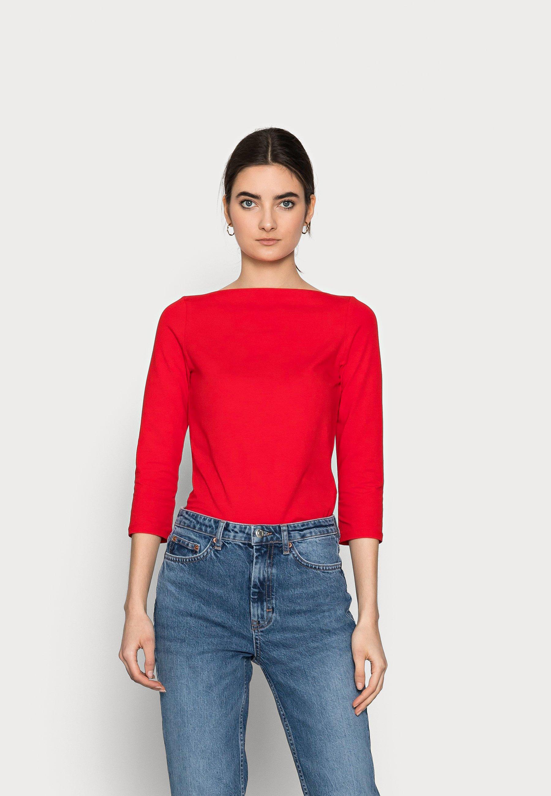 Women ONLLIVE LOVE 3/4 BOATNECK - Long sleeved top