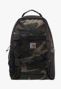 Carhartt WIP - KICKFLIP BACKPACK - Reppu - camo laurel - 2