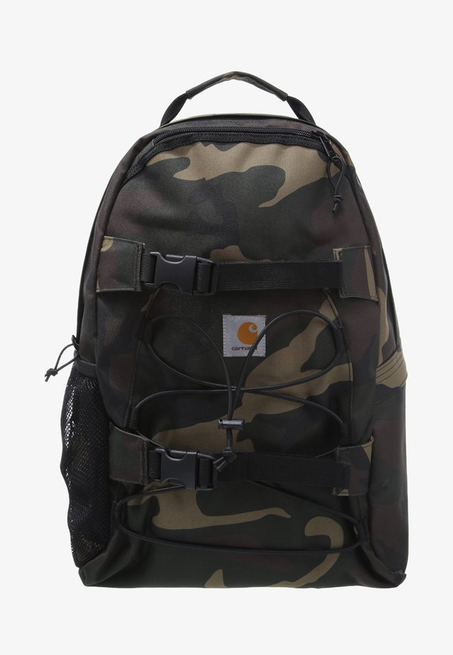 KICKFLIP BACKPACK - Rucksack - camo laurel