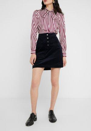 RALONA - A-line skirt - dark blue