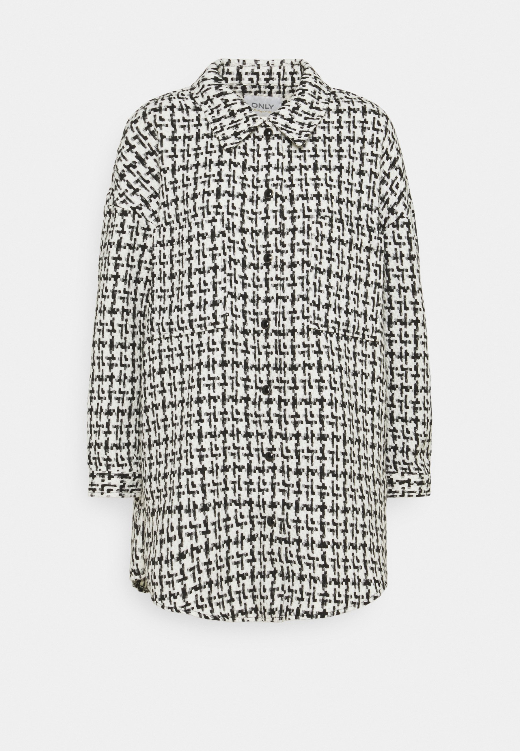 Women ONLSALLY SHACKET - Classic coat