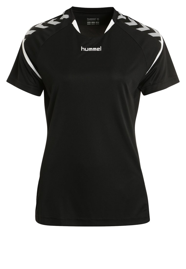 AUTHENTIC CHARGE T Shirt print black
