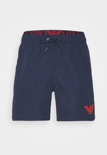BOXER - Swimming shorts - navy blue