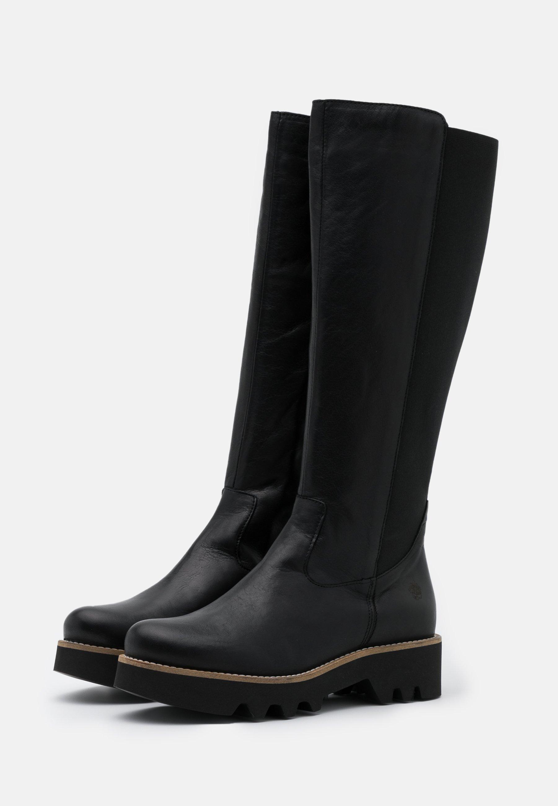 Purchase Purchase Cheap Women's Shoes Apple of Eden VIOLA Platform boots black X2taqWKeJ bm8L261vs
