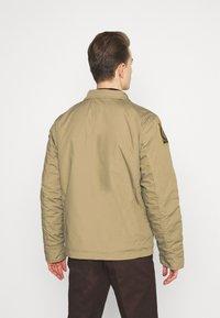 Schott - JEEPER - Winter jacket - beige - 3