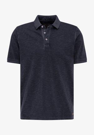 Poloshirts - blau