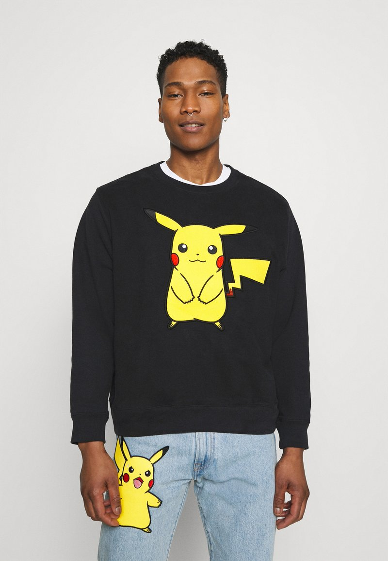 Levi's® - LEVI'S® X  POKÉMON UNISEX CREW - Sweatshirt - yellows/oranges