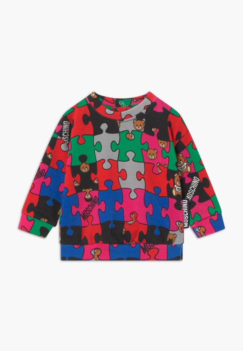 MOSCHINO - Sweatshirt - multi-coloured