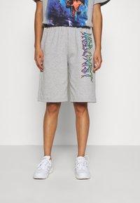 NEW girl ORDER - TIE DYE SPORT - Pantalones deportivos - grey - 0