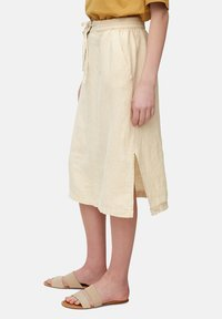 Marc O'Polo - A-line skirt - summer taupe - 3
