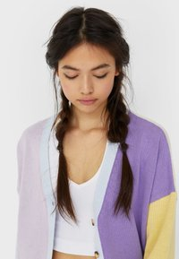 Stradivarius - Cardigan - multi-coloured