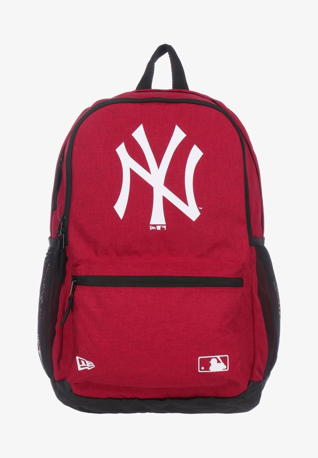 NEW YORK YANKEES - Rucksack - red