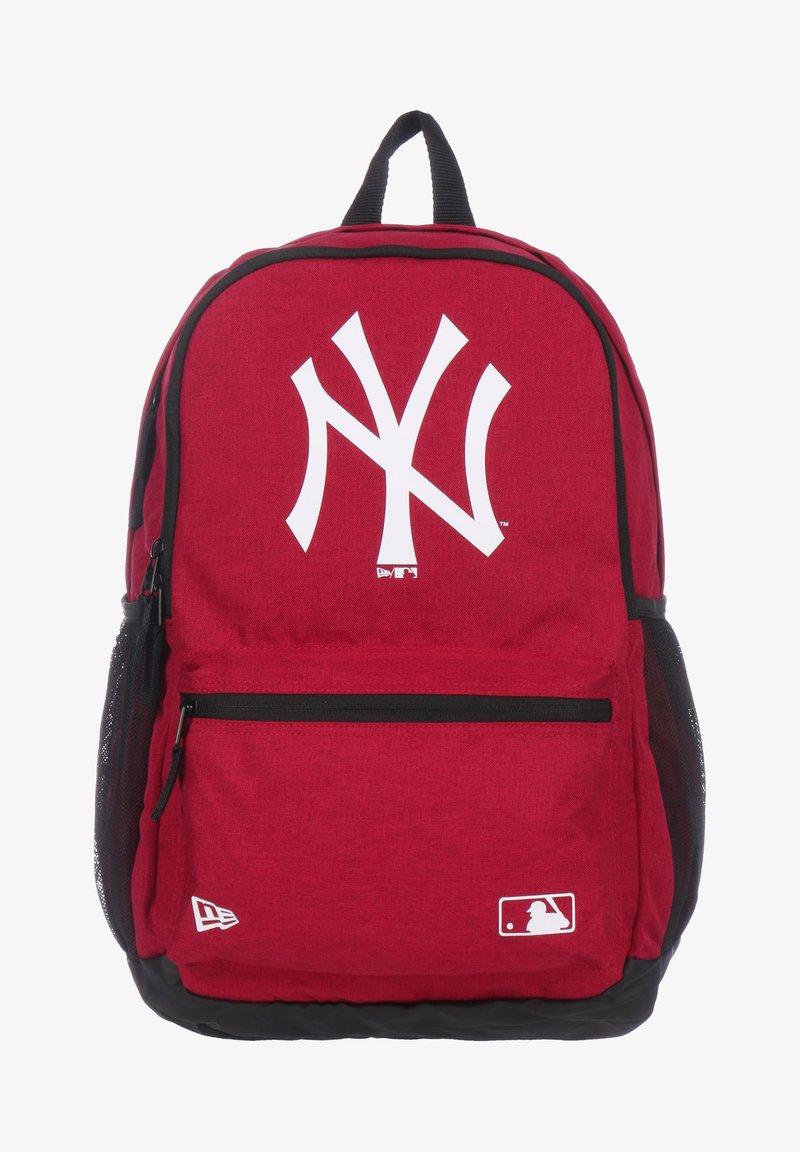 New Era - NEW YORK YANKEES - Rucksack - red