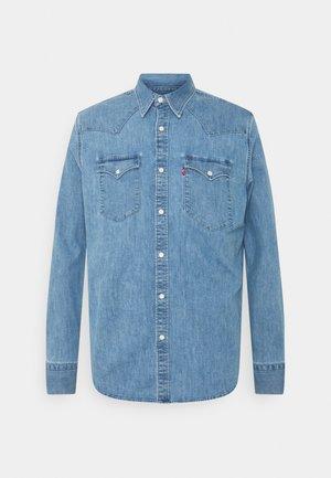 BARSTOW WESTERN STANDARD - Shirt - light indigo