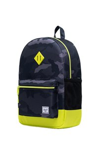 Herschel - School bag - night camo/lime punch - 2