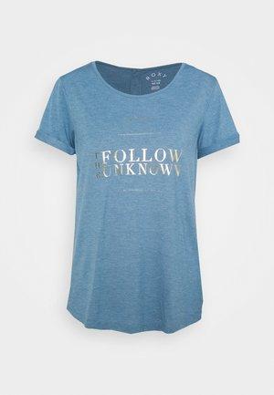 CALL IT DREAMING - Print T-shirt - blue heaven