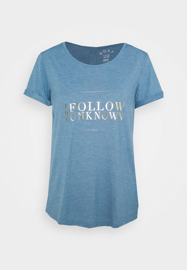 CALL IT DREAMING - T-shirt con stampa - blue heaven