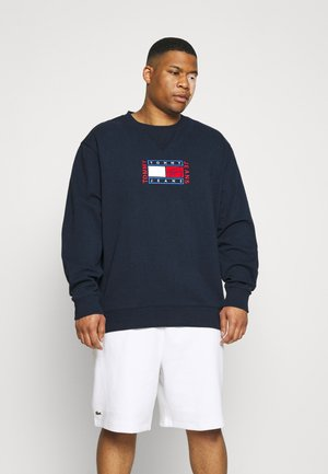 PLUS TIMELESS CREW - Sweatshirt - twilight navy