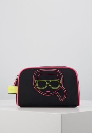 IKONIK NEON WASHBAG - Trousse de toilette - black