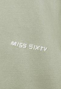 Miss Sixty - Maglietta a manica lunga - green grey - 8
