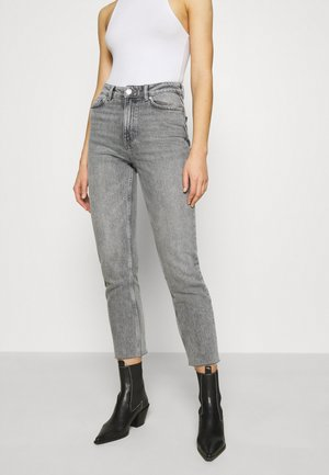 ONLEMILY LIFE - Džíny Straight Fit - grey denim