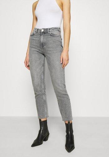 ONLEMILY LIFE - Jeans straight leg - grey denim