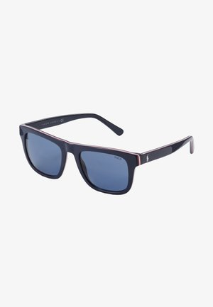 Sunglasses - top blue/red/white/navy