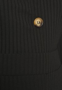 Nly by Nelly - BUTTON CARDIGAN SET - Cardigan - black - 9