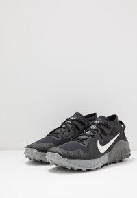 Nike Performance - WILDHORSE 6 - Běžecké boty do terénu - off noir/spruce aura/black/iron grey - 2