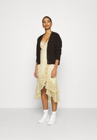 Abercrombie & Fitch - Day dress - white/yellow - 1