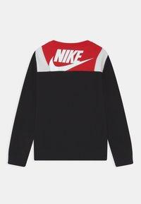 Nike Sportswear - AMPLIFY CREW - Sweatshirt - university red/black/white - 1