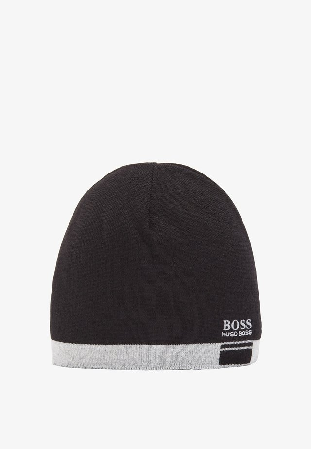 ALBO - Mütze - black
