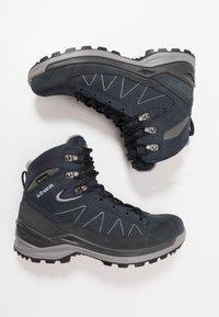 Lowa - TORO EVO GTX® MID - Hiking shoes - navy - 1