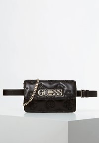 Guess - Sac banane - black - 0