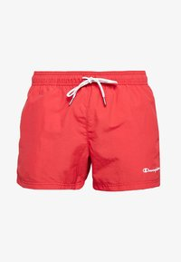 Champion - BEACH - Swimming shorts - red - 3