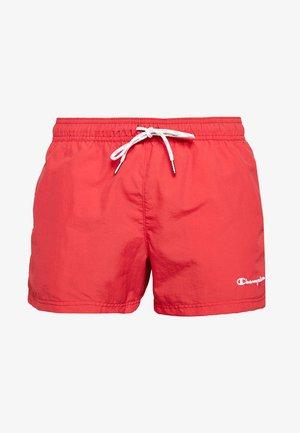 BEACH - Zwemshorts - red