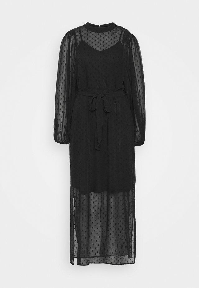 DRESS BEYONCE - Długa sukienka - black