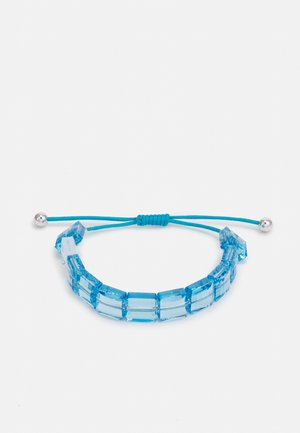 LETRA BRACELET HEART - Rannekoru - blue